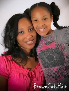 Tips for Transitioning Little Girls to Natural Hair