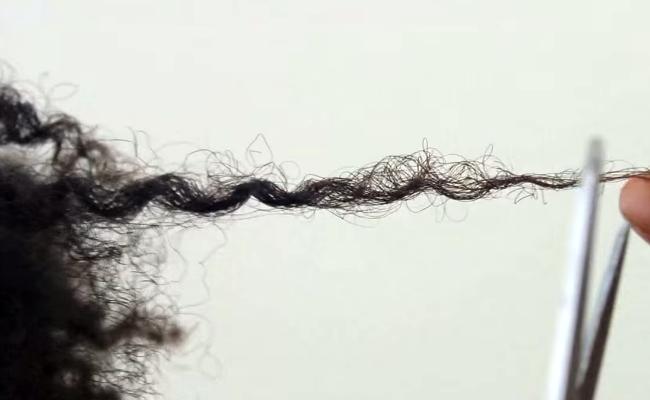 Preventing Split Ends and Breakage for Longer Natural Hair