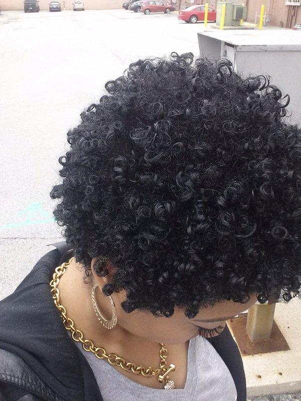 """Keyana- """"My fiance loves my natural hair..."""""""