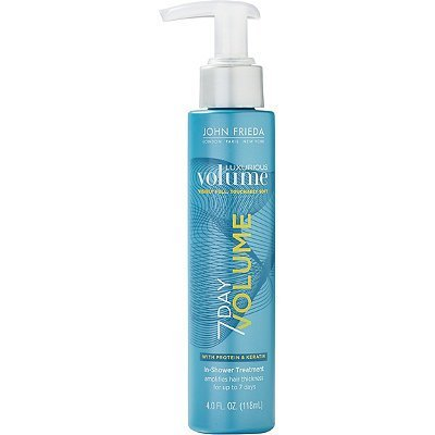 Will John Frieda's 7 Day Volume give you fuller looking hair?