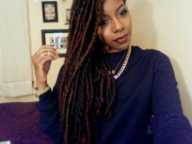 """Clarissa- """"I transitioned to natural hair in 2008 and it was hard for me."""""""