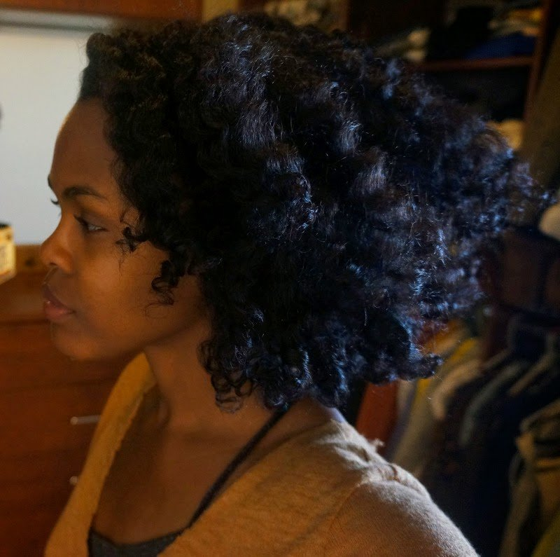 Got Fine Natural Hair? Get Big, Bossy Twist-Outs Anyway.