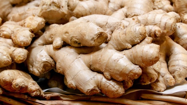 Ginger to Prevent and Treat Thinning Edges #DIY