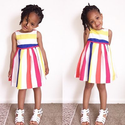 """Little Girls, Natural Hair- """"I want her to grow up seeing me embrace me."""""""