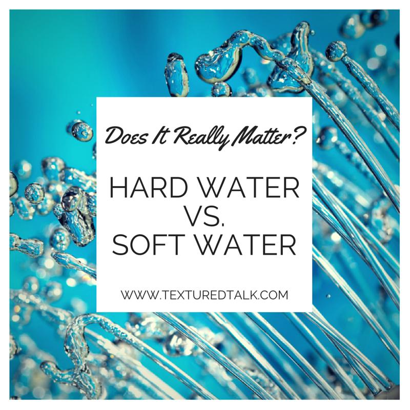 Hard Water and Hair Damage