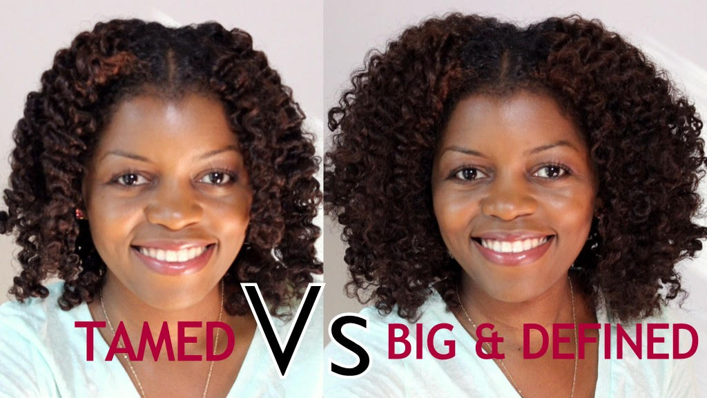 How to Achieve A Big Twist Out from Day 1