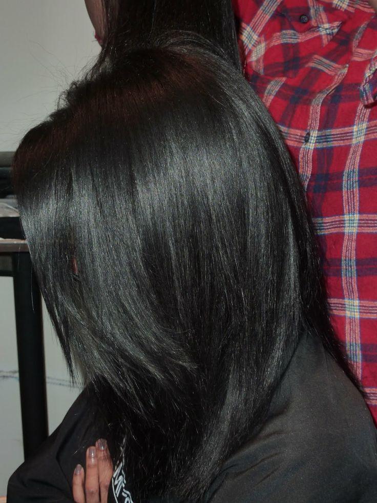 Top Method for Flat Ironing Natural Hair