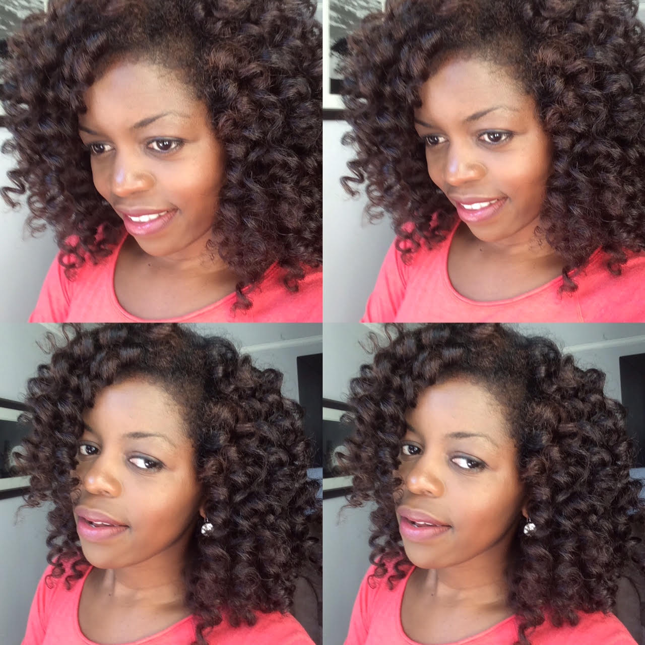 Sexy Voluminous Curl with Flexi Rods