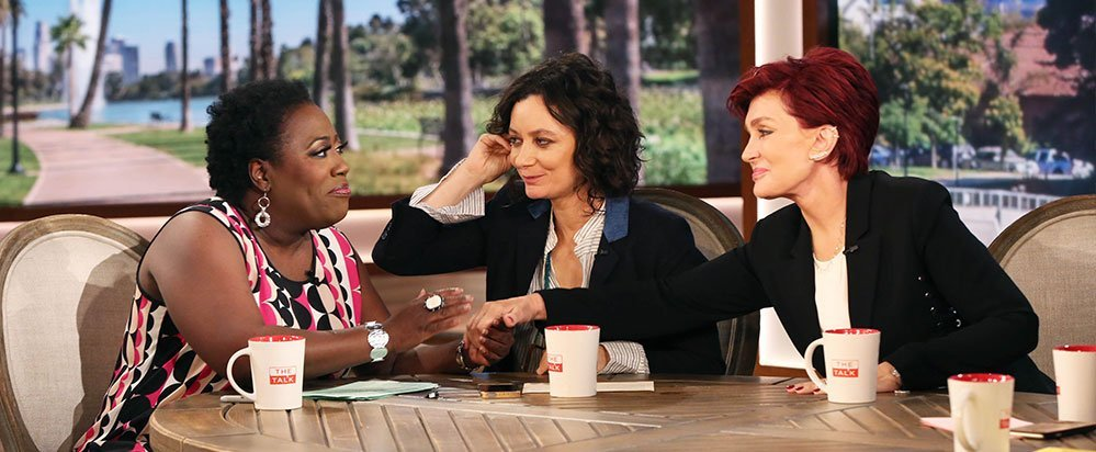 Sheryl Underwood Reveals Her Natural Hair on 'The Talk'