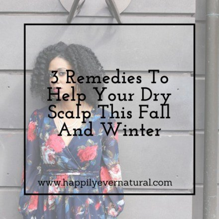 Combat Dry Scalp This Fall and Winter