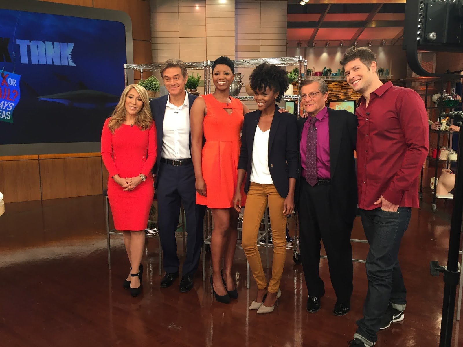 CurlyNikki on the Dr. Oz Show- Tune In! #FixOrFail