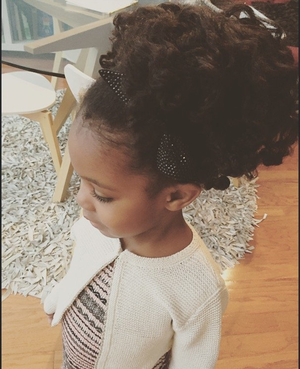 Gia's Crown- A Basic Natural Hair Care Regimen