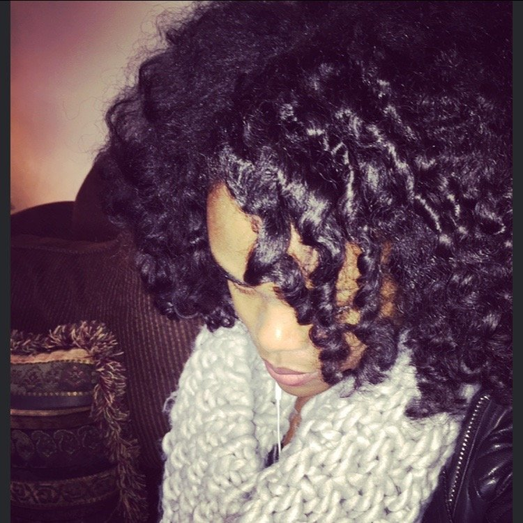 Check-in: Twist-Outs   Leather   #GOAT