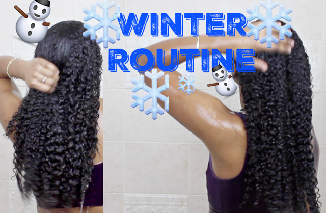 Winterize Your Natural Hair Care Routine