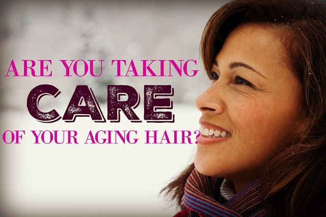 How to Stop Your Natural Hair From Aging