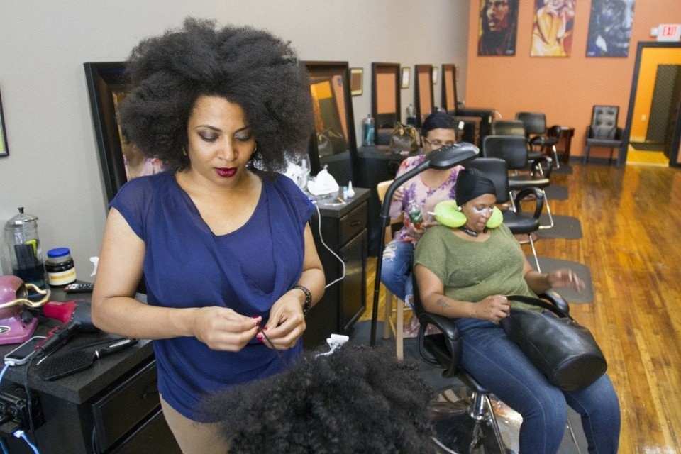 Natural Hair Salon: How to Choose the Perfect One for YOU!
