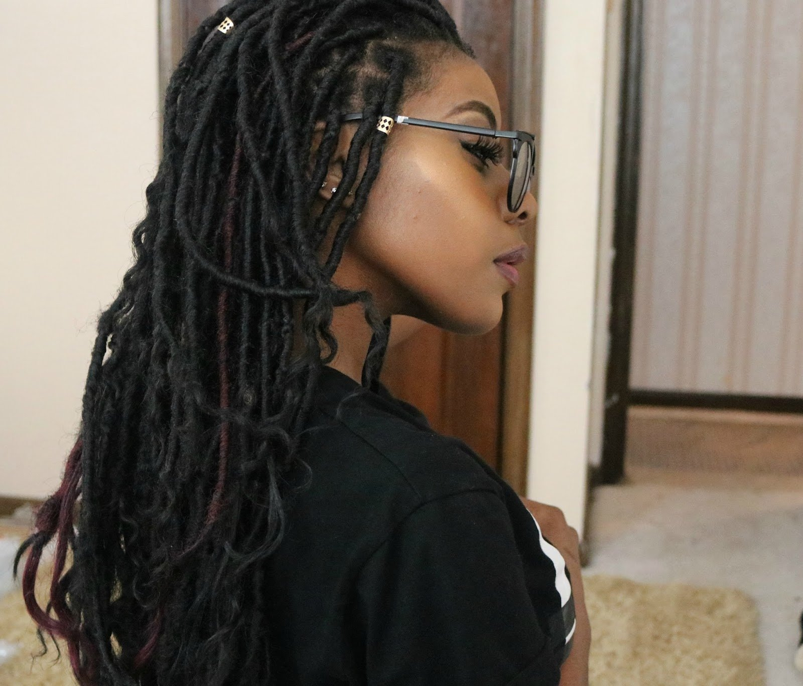How to Get Meagan Good's Faux Locs!
