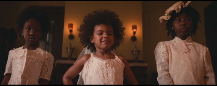 Blue Ivy's Fro Steals the Show #Formation