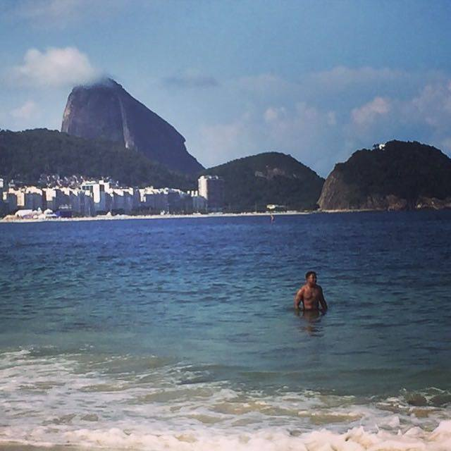 The View from Rio de Janeiro
