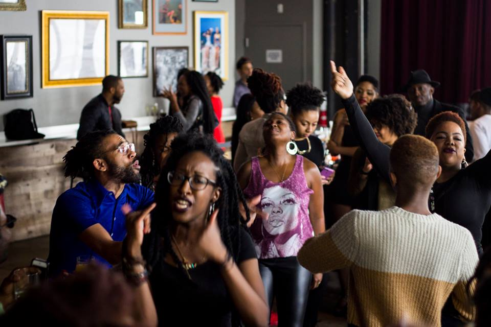 These Three Women Launched A Day Party Celebrating Black Women