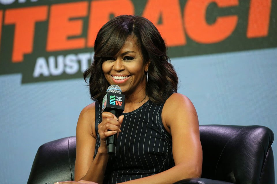 """""""This Is for My Girls"""": Michelle Obama Drops a Single with Her Girls"""