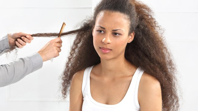 How to Detangle Matted Natural Hair