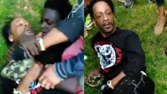 Katt Williams Fought A 12 Year Old. And Lost