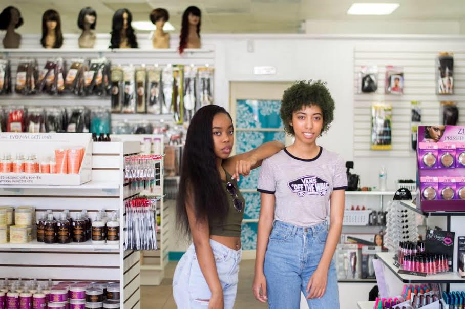 These Two Sisters Become Youngest Women To Open Beauty Supply in California