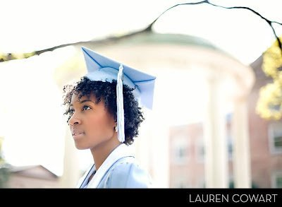 Natural Hair Styles- The Graduation Edition