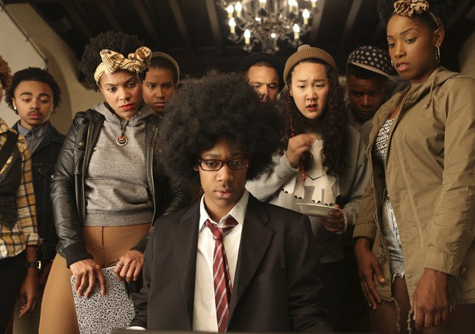 Can 'Dear White People' Become Black Millennials 'A Different World?'