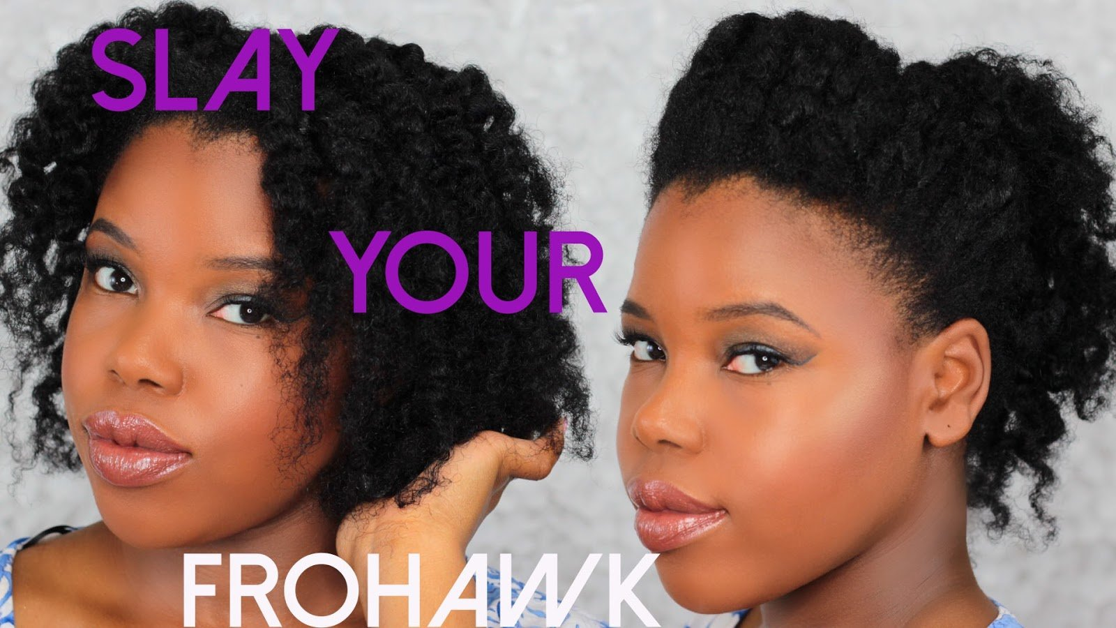 How To Slay Your Frohawk