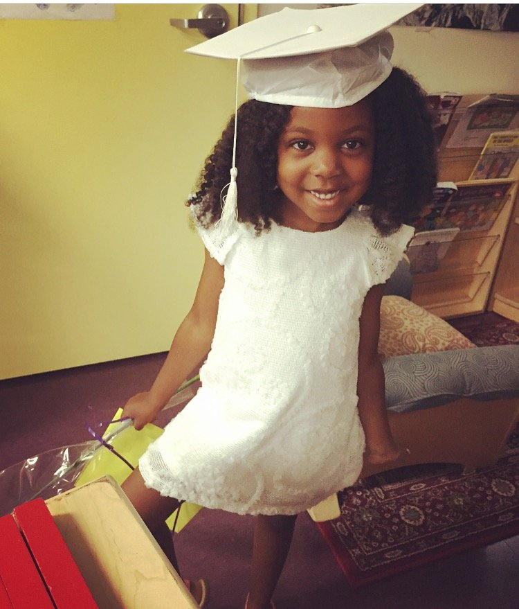 Boogie's Kindergarten Graduation Slay
