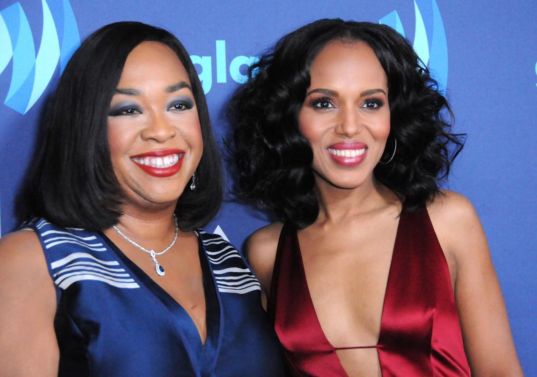 Kerry Washington and Serena Williams Push to Support Other Women in #LeanInTogether