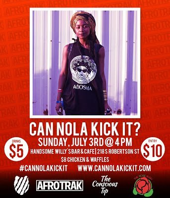 Can NOLA Kick IT? Is Coming To Essence Fest Weekend