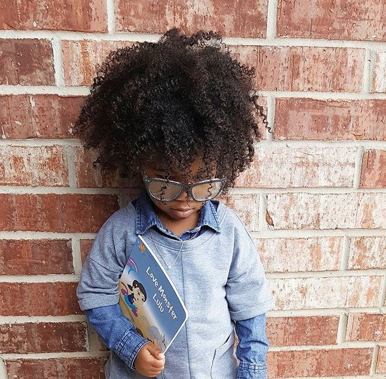 How to Care for Your Toddler's Natural Hair