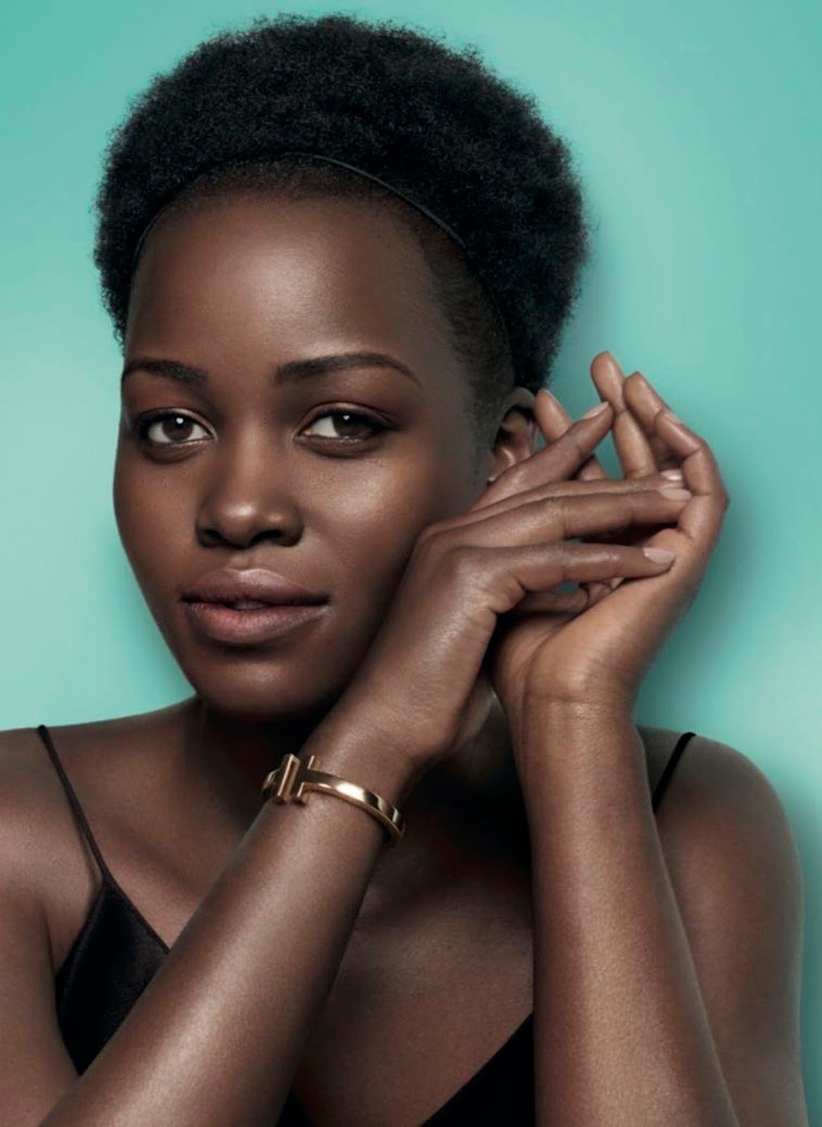 Lupita Nyong'o Is The New Face Of Tiffany & Co.
