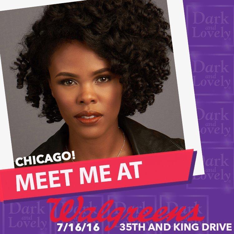 CurlyNikki in Chicago This Saturday! 7/16/16