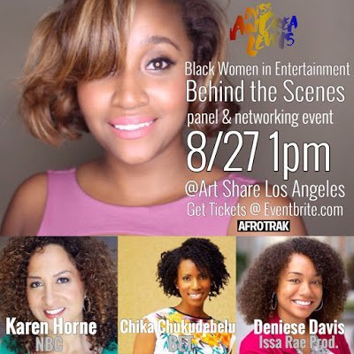 Former Degrassi Star Andrea Lewis Is Launching 'Women's Empowerment Weekend'