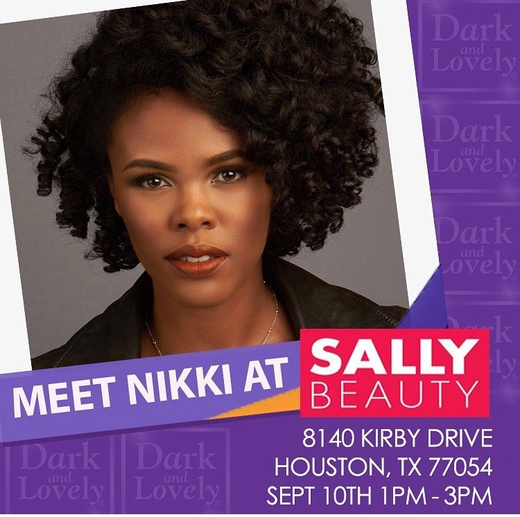 CurlyNikki in Houston This Saturday!