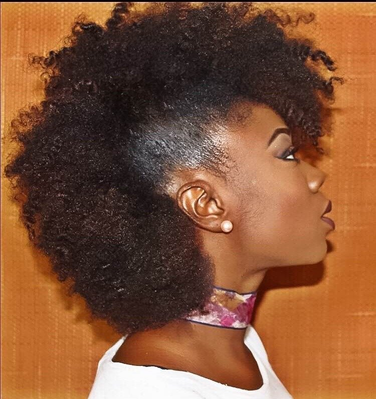 The Easiest Frohawk Tutorial Ever!