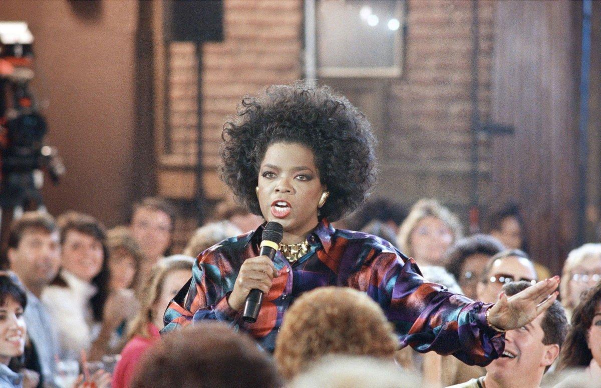 30 Years Ago, Oprah Debuted The Oprah Winfrey Show