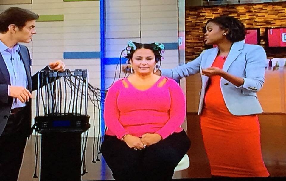 CurlyNikki on The Dr. Oz Show, TODAY! (Oct 26)