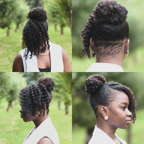 Top Tricks for Adding Glam to Your Protective Style