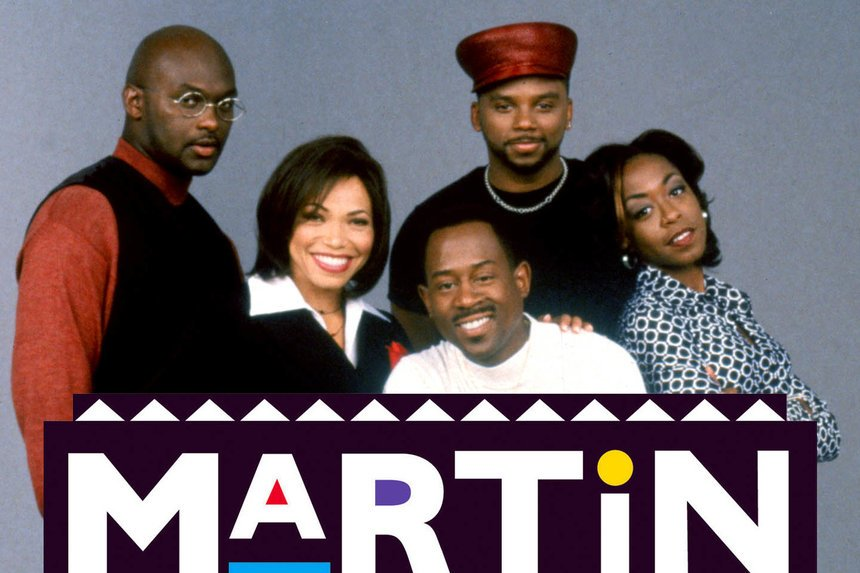 'Martin' Cast Reunites For Tommy Ford's Funeral