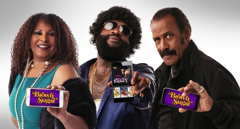 A New Streaming Service Brown Sugar Aims To Be The 'Black Netflix'