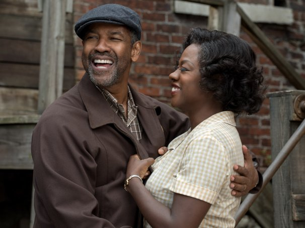 Denzel Washington And Viola Davis Shine In New Extended Trailer For 'Fences'