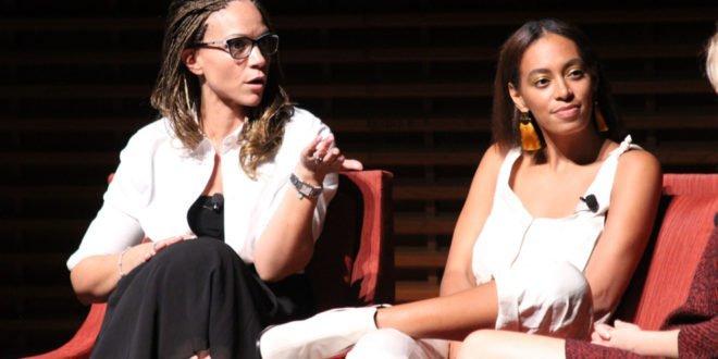 Solange and Melissa Harris Perry Talk Black Girl Magic