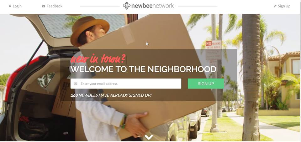 This 'Newbee' App Just Made Moving To A New City Much Easier