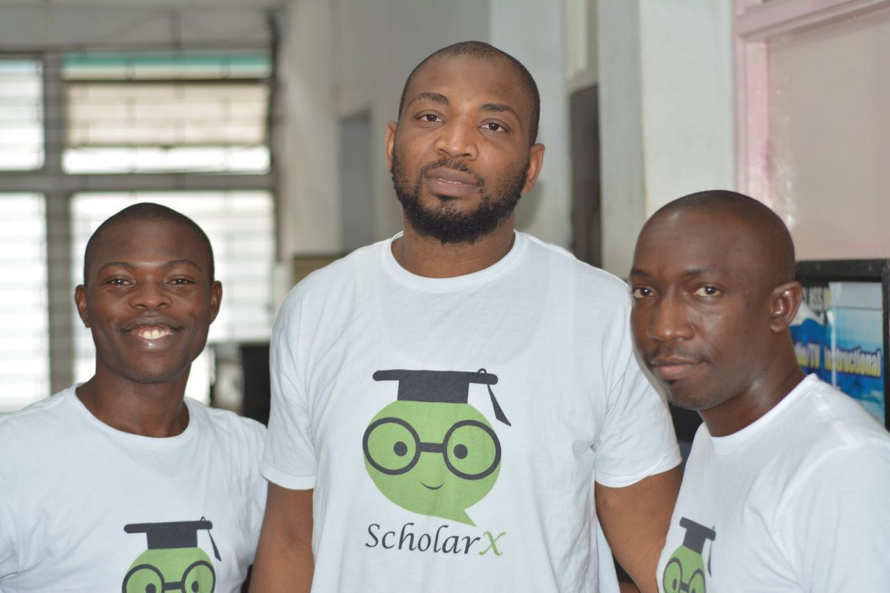Meet The Founders of ScholarX, A Scholarship App For Nigerian Students