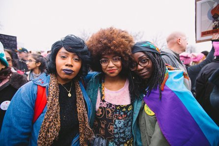 Here's How Women Are Protecting Their Black Girl Magic During A Trump Presidency